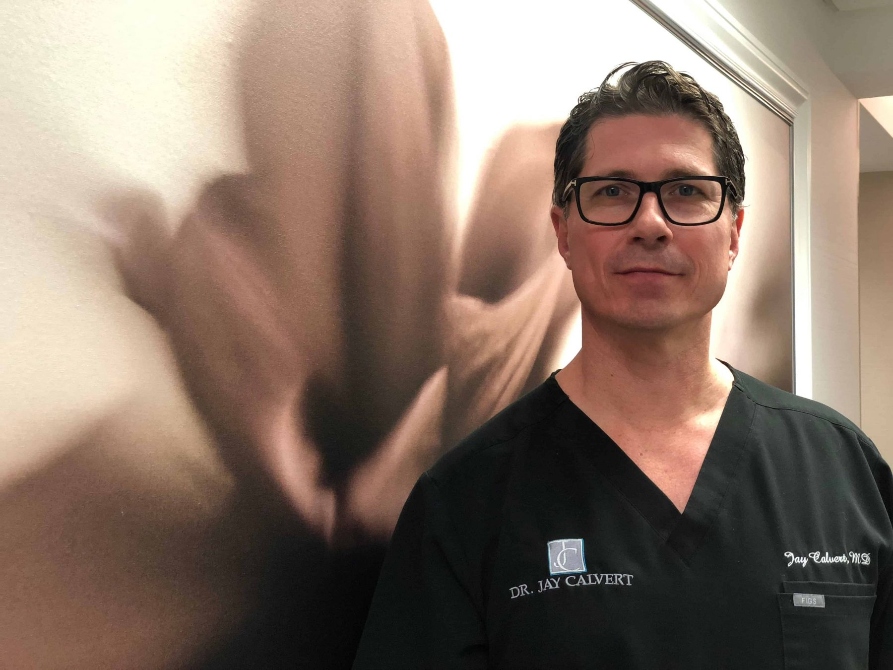 Plastic Surgeon Dr Jay Calvert